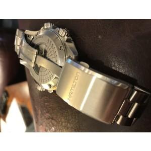 Hamilton X-Wind Khaki Stainless Steel Pilot 46mm Mens Watch