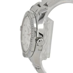 BREITLING Colt A77388 Chronometer 200M Silver Dial Quartz Ladies Watch