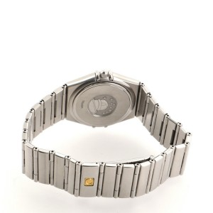 Omega Constellation 95 Quartz Watch Stainless Steel 33