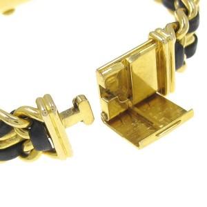 Chanel Premiere Gold Plated Quartz 22mm Womens Watch