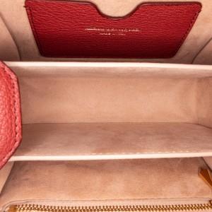 Box 16 Leather Crossbody Bag
