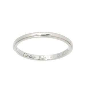 Cartier Platinum  d Amour Ring RCB-72