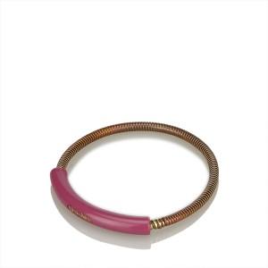 Chanel CC Gold-Tone Bangle