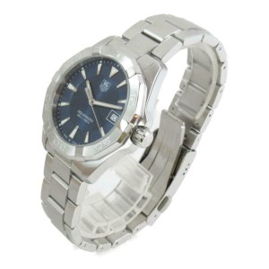 TAG HEUER Stainless steel/Stainless steel Aquaracer watch RCB-42