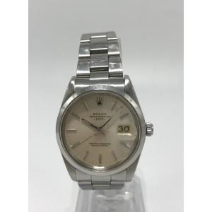 Rolex Date 15000 34mm Mens Watch