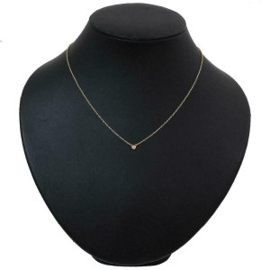 Tiffany & Co. 18K Yellow Gold Elsa Peretti Diamond by the Yard Necklace