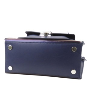 Mini Padlock All Afternoon Patent Leather Satchel