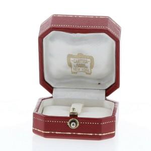 CARTIER 950Platinum 1895 Wedding EU50.5 Ring TBRK-324