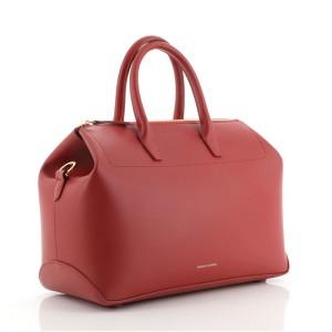 Mansur Gavriel Travel Bag Leather Small