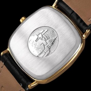 Omega De Ville 196.0317.1 30mm x 35mm Mens Watch