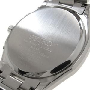 Seiko Radio Wave Control Stainless Steel Mens Watch