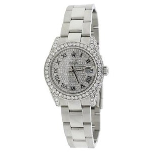 Rolex Datejust Stainless Steel 31mm Watch