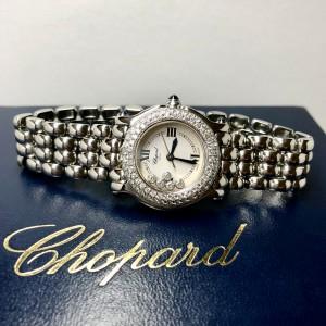 CHOPARD HAPPY SPORT Steel Ladies Watch