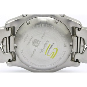 Tag Heuer Link CT2115 Stainless Steel 40mm Mens Watch