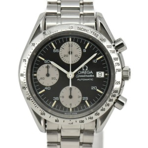 OMEGA Speedmaster 3511.50 Chronograph black Dial Automatic Men's Watch