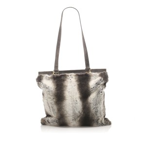 Fur Tote Bag
