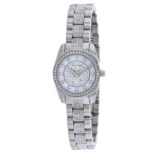 Bulova Women's Crystal Watch