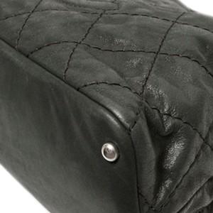 Sea Hit Leather Satchel