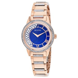 Bulova Women's TurnStyle Watch