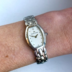 MAURICE LACROIX Stainless Steel Ladies Watch