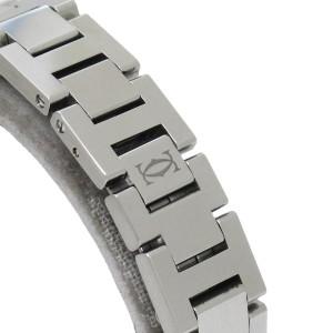 Cartier Pasha W3140007 Stainless Steel Quartz 27mm Womens Watch