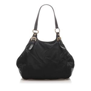 Tessuto Shoulder Bag