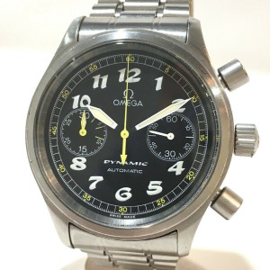 OMEGA 5240.50 Stainless Steel Chronograph dynamic Wrist watch