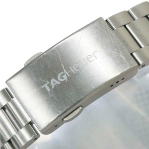 TAG HEUER Stainless steel Formula 1 Watch Rcb-125