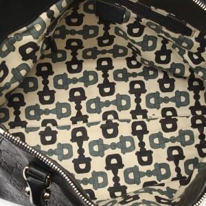 Guccissima Leather Abbey Shoulder Bag