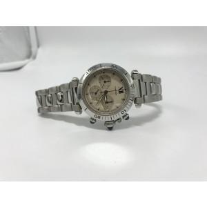 Cartier Pasha W31018H 1050 38mm Mens Watch