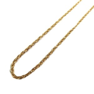 JEWELRY 18K Yellow gold Necklace RCB-110