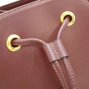 Cartier Leather Must De Shoulder Bag