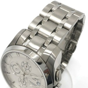 TISSOT T035627A Couturier Date Chronograph Wrist watch