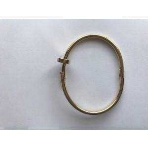 Cartier Juste Un Clou Bracelet 18K Yellow Gold Size 17