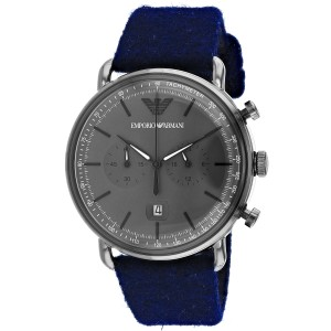 Armani Men's Aviator Watch