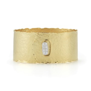 I.Reiss 14K Yellow Gold 0.45 Diamond Bracelet