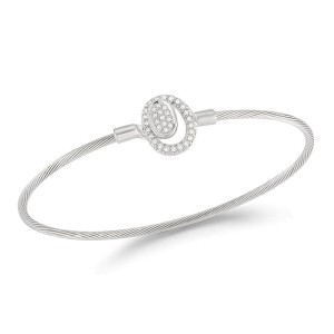 I. Reiss BIR469W 14k White Gold diamonds0.25 H-SI Diamonds Bracelet