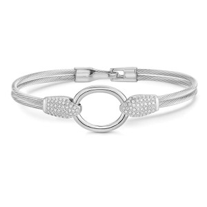 I. Reiss BIR476W 14k White Gold diamonds0.45 H-SI Diamonds Bracelet