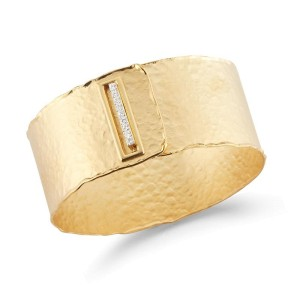 I.Reiss 14K Yellow Gold 0.36 Diamond Bracelet