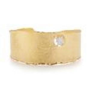 I. Reiss BIR481Y 14k Yellow Gold diamonds0.13 H-SI Diamonds Bracelet