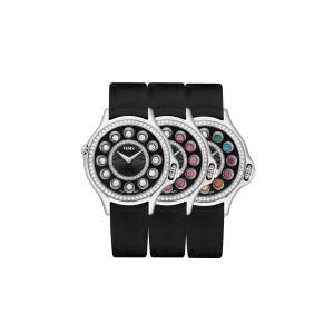 Fendi Crazy Carats Black 33 mm F113021011B2T05
