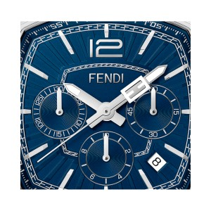 Fendi Timepieces Momento Fendi F224013031 44mm x 47.8mm Mens Watch