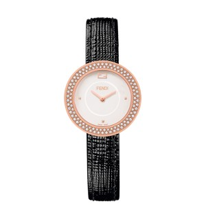 Fendi Timepieces Silver-white 22.5 x 32 mm F107020301