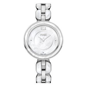 Fendi Timepieces Black 22.5 x 32 mm F107030601
