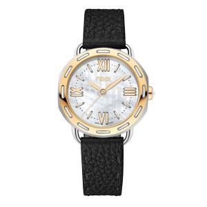 Fendi Timepieces Selleria F8321345A1 36 mm Womens Watch