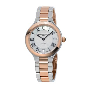 Frederique Constant Slimline Auto FC-306MC3ER2B 33mm Womens Watch