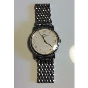 IWC Portofino Automatic Movement Stainless Steel Mens Wrist Watch