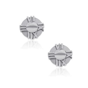 Tiffany & Co. Round Atlas Cufflinks