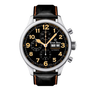 Ernst Benz ChronoScope GC10116 Mens  47mm Watch