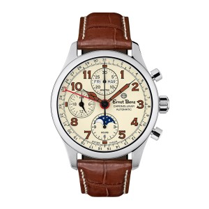 Ernst Benz ChronoLunar GC20318A 40mm Mens Watch